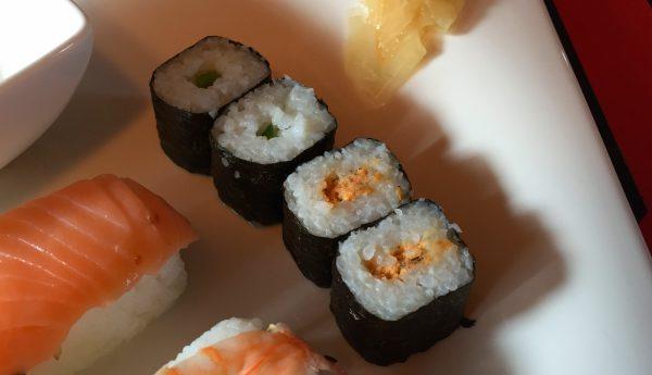 Aldi Sushi Shukoji hoso maki