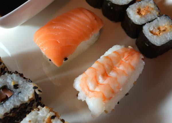 Aldi Sushi Shukoji nigiri