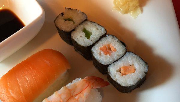 Aldi Sushi Sunakku Hoso Maki