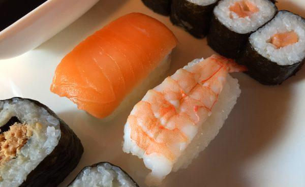 Aldi Sushi Sunnaku nigiri