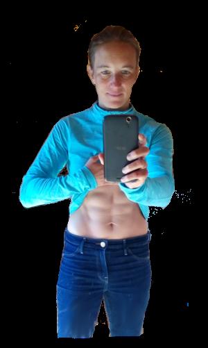 Anke Weber Bodybuilding
