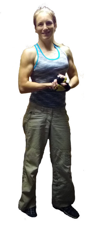 Anke Weber Bodybuilding 2