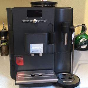 Kaffeevollautomat Siemens EQ 7 im großen Test