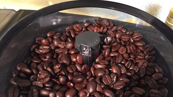 Kaffeevollautomat Siemens EQ 7 Mahlgrad einstellen