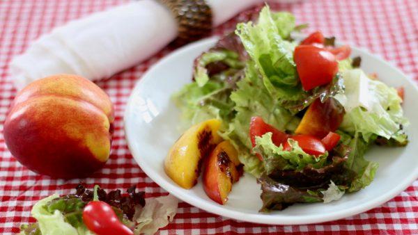 Salat-mit-Nektarinen