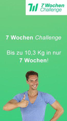 7 Wochen Challenge Erfahrungen