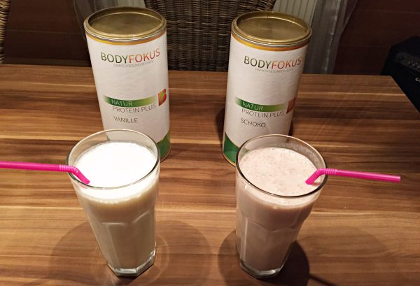 Bodyfokus Natur Plus Protein Erfahrung Schoko Vanille