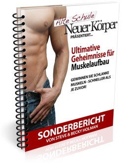 Alte Schule neuer Körper Erfahrungen Muskelaufbau