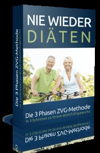 Nie wieder Diäten die 3-Phasen ZVG-Methode Buch