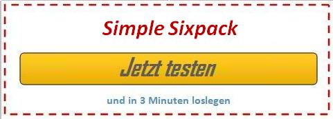 simple sixpack buch