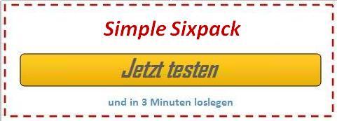 Simple Sixpack testen
