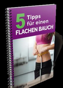 Schlank in 21 Tagen Bonuis 1 flacher Bauch Tipps