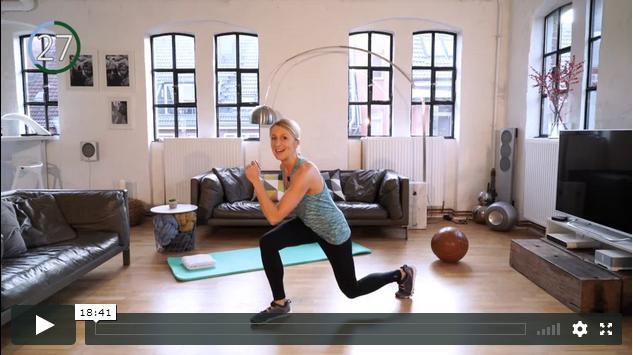 Schlank in 21 Tagen Workout Andrea Szodruch